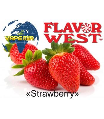 """Ароматизатор Strawberry """"Клубника"""" Flavor West"""