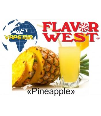 """Ароматизатор Pineapple """"Ананас"""" Flavor West"""