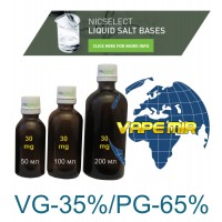 База на солевом никотине 30 mg/ml TD-Salt