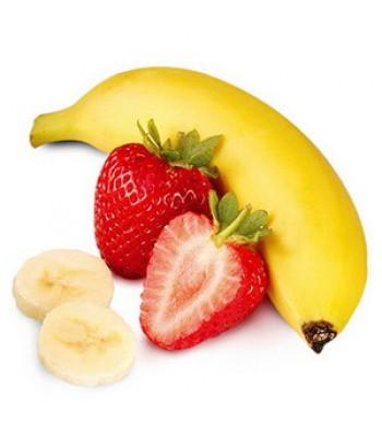 Банан Клубника