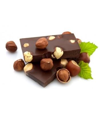 Шоколад с лесным орехом