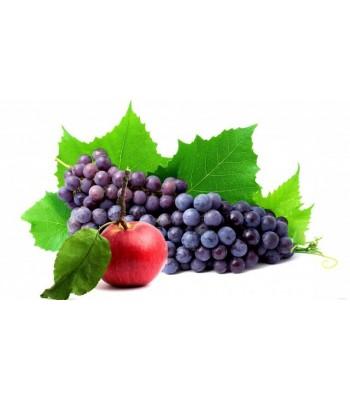 Яблоко Виноград