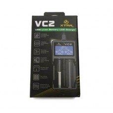 XTAR VC2 Интеллектуальное зарядное устройство